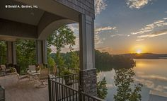 You will want to wake up early to catch this amazing sunrise! http://www.dongardner.com/plan_details.aspx?pid=4229. #Sunrise #View #Outside