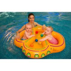 Tweelingzwemband