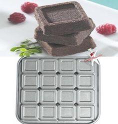Nordic Ware Platinum Brownie Bites Pan