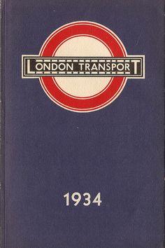 London Transport - abridged annual report - 1934