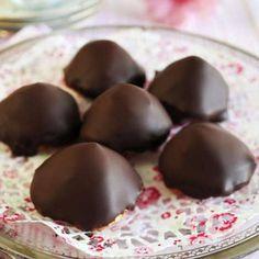 Chokladbiskvier – Sarah Bernhardt – recept