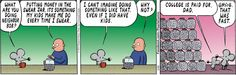 Interesting way to pay for college. | Read Pearls Before Swine @ http://www.gocomics.com/pearlsbeforeswine/2014/05/30?utm_source=pinterest&utm_medium=socialmarketing&utm_campaign=social-pin | #GoComics #webcomic #college