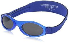 Adventure BanZ Baby Sunglasses Pacific Blue  0-2 Years