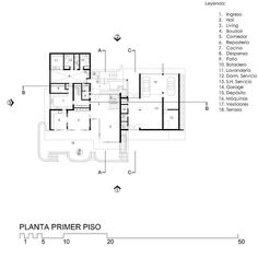 Zöeger House Floor Plan