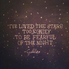 Galileo. I'm obsessed.