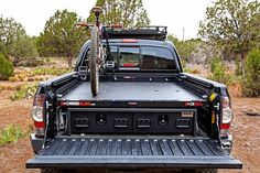 pickup truck cap with side storage - Google Search | Bug Out ...