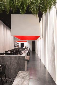 Yojisan Restaurant, Beverly Hills, California by Dan Brunn Architecture
