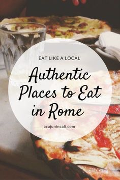 Copy of Authentic Places to Eat in Rome(2)