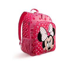 Minnie Mouse Lunch Tote ($13) ❤ liked on Polyvore featuring home, kitchen & dining, food storage containers, baby, bags, kids, malas, minnie mouse lunch tote and pink lunch tote