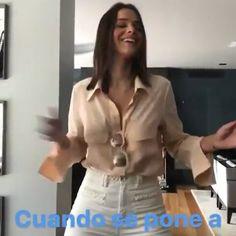 Princesa dançando 💃😻 Que look lindo 😍❤ e ainda tem esse sorriso maravilhoso no rosto 😀 Bru via insta storie do NeymarJr #brumarquezine #brunamarquezine