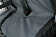 Semi Tailored Van Seat Covers - Seat Belt Compatible