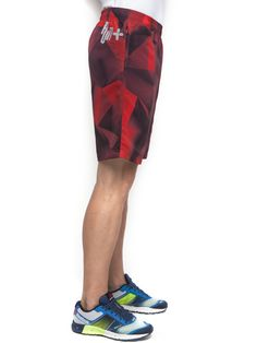 This Product Is Engineered To Help You Perform Better #Alcis #AlcisSportsWear #Stylish #Shorts #DryTech #AntistaticFinish #GraphicPrint