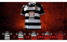 EC Vitoria is a Brazillian football team from Salvador, Bahia. They are a Series B team that is in the midst of a brilliant marketing campaign for blood donation. The team jersey typically features four horizontal red stripes. At the start of the season the team replaced the red stripes with white stripes. [...]