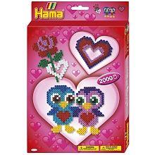 HAMA - Bügelperlen: Love, 2000 Stück Toys, Decor, Amp, Products, Children Toys, Mother's Day, Valentines Day, Activity Toys, Decoration
