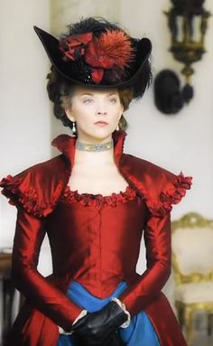 Natalie Dormer as Lady Seymour Worsley in The Scandalous Lady W