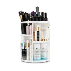 11 of the Best Makeup Organizers on Amazon #haircarestylingorganizer, #haircareorganizer,