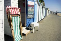 Isle of Wight 360 Shanklin Isle Of Wight, Beach Cottages, Beach Huts, Tourism Website, Seaside Resort, Ancient Romans, Holiday Destinations, Great Britain, Fair Grounds