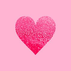 "GATSBY PINK PINK HEART  by Monika Strigel Art Print / MINI (8"" x 8"") $19.00 Limited Time Offer — Spend $75 and take $10 OFF"