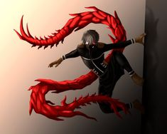 Kaneki Centipede by LucasMaiaART on deviantART