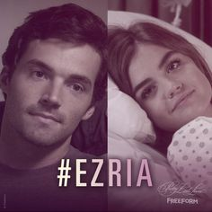 Is aria and ezra dating in real life
