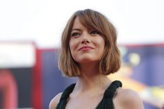 Beautiful Emma Stone Looking Up - HD Wallpapers - Free Wallpapers - Desktop Backgrounds