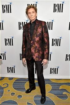 Icon Award recipient Barry Manilow at the Broadcast Music, Inc (BMI) honors Barry Manilow at the 65th Annual BMI Pop Awards on May 9, 2017 in Los Angeles, California.