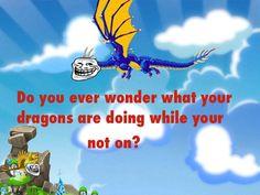 Do you in Dragonvale