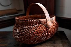 shaker basket/I'm Lucky enough to have two of these,given to me by my Grandmother<3
