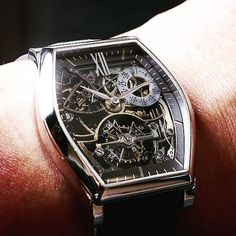 Vacheron Constantin Malte Tourbillon Openworked #watch #watchoftheday #watchmaking #watchmaker #vacheron #time #tempo #vacheronconstantin #timepiece #malte #tourbillon #turbilhão #openworked #relojoaria #relógio #orologeria #orologio #skeleton #esqueleto #skeletonized #horlogerie #hautehorlogerie #horologia #horology Photo credit @deployant by andremadrid