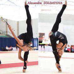 Alexandra SOLDATOVA (Russia) ~ Collage training Clubs @ OS Rio De Janeiro-Brasil 2016   Photographer Oleg Naumov.