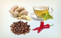 alimentos-termogenicos - 5 dicas para você acelerar seu metabolismo! - Acesse: https://pitacoseachados.wordpress.com #pitacoseachados