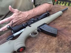 Ruger American Ranch Rifle 7.62x39