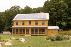 The New Farmhouse - Exterior Front - Fine Homebuilding