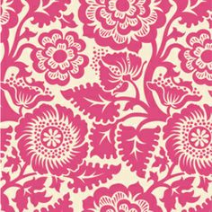 Quilt fabric, love! $8.95 per yard. Joel Dewberry, heirloom collection. Called blockprint blossom in fuschia. I will pair with same blockprint pattern in green.