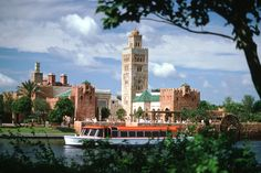 Look for a new waterfront eatery by the end of this year at the Morocco Pavilion in World Showcase at Epcot: http://di.sn/t3o