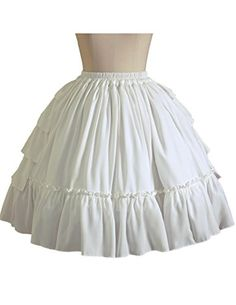 Chiffon Lover Classic Lolita Comfy Tiered Flared Skirt Fanplusfriend http://www.amazon.com/dp/B00PVZ4EBA/ref=cm_sw_r_pi_dp_tW0Oub10C24RG