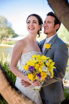 spring wedding  |  jill lauren photography