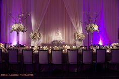 Flowers at 60 State Street by Renaissance Floral Design