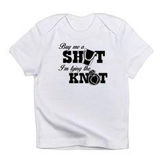 Buy me a shut Infant T-Shirt