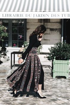 PFW-Paris_Fashion_Week-Spring_Summer_2016-Street_Style-Say_Cheese-Valentino.