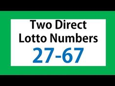 How To Win Lotto From Two Direct Numbers 27 Money In Lottery; How To Make Money; How to win lot My channel involved research work about lottery syst. Directed Numbers, Lotto Numbers, Winning Lotto, Download Free Movies Online, Paypal Gift Card, How To Make Money, Youtube, Youtubers, Youtube Movies