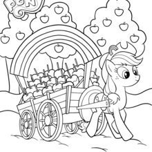Print My Little Pony Equestria Girls Coloring Pages Ideas Pony