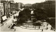 Mohamed Ali Square, Alexandira, Egypt, Early 20th Century | Flickr