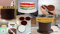 Nada arruina mais o visual de um bolo do que o fato de ele estar torto... A menos é claro que esta tenha sido a intenção. Do contrário, não interessa o quanto você caprichou na massa, no recheio e na decoração, se o bolo não estiver totalmente reto, vai ser a primeira coisa a...