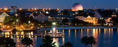 Disney's Yacht & Beach Club Resorts- Why You Should Stay Here At Least Once! Disney Resorts, Orlando Resorts, Walt Disney World Vacations, Vacation Resorts, Beach Resorts, Hotels And Resorts, Dream Vacations, Disney Travel, Orlando Florida