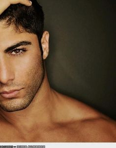 Assad Hadi Shalhoub. Persian Prince. Don't normally go for Eastern guys but he's an exception I'd make/do