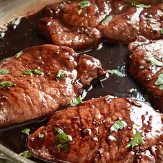 Blackberry Sage Pork Chops   13 Dishes That Will Teach Your Kids To Love Sweet And Savory
