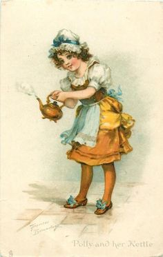 POLLY AND HER KETTLE