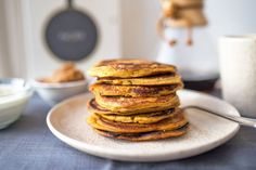 Sweet Potato Pancakes with Yoghurt and Date Paste. Recipe from NOPI Ottolenghi cookbook {photography Mondomulia} Yotam Ottolenghi, Brunch Dishes, Brunch Recipes, Breakfast Recipes, Date Syrup Recipes, Sweet Potato Pancakes, Co Working, Vegetable Side Dishes