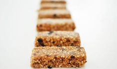 Healthy Protein Snacks, Healthy Sweets, Vegetarian Recipes, Healthy Recipes, Vegan Cake, Raw Vegan, Granola, Sweet Recipes, Deserts